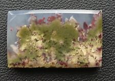 Agate paysage 27.9 carats - Natural moss agate Indonesia
