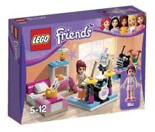 Lego Friends 3939 MIA'S BEDROOM Deco room diary radio drum Xmas Present Gift NEW