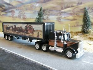 Matchbox Smokey and the Bandit Snowman Truck  - Chrome Wheels Version 1:80