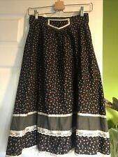 New listing Vintage Jessica's Gunnies Midi Prairie Skirt