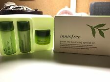 Innisfree Green Tea Special Kit Sample Travel Koreaa
