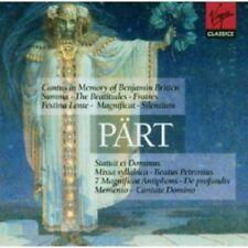 BYZANTIA & SANCTUARY/CHORAL - ARVO PÄRT 2 CD 15 TRACKS CHOR NEW!