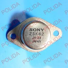 1PCS AUDIO Transistor SONY TO-3 2SK82 K82