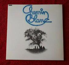 CHEMIN BLANC VINYLE LP ALBUM 33 TOUR PRESSAGE ORIGINAL