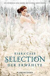 Selection - Der Erwählte von Cass, Kiera   Buch   Zustand sehr gut