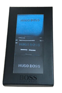 Hugo Boss Mens 3 Pairs of Socks In Presentation Gift Box - Size 6-11