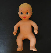 1999 Lauer Toys Inc Water Babies Doll Blonde Hair Blue Eyes 10""