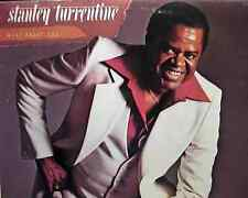 "STANLEY TURRENTINE  ""What About You!"" 12"" Vinyl Stereo LP 33RPM 1978 F-9563 VG+"