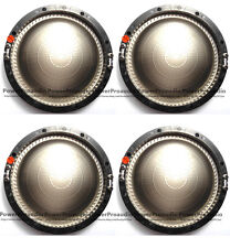 4pcs diaphragm  For JBL 2446 2446H 2447 2447H 2445 2451J 2452H Aluminium 16 Ohm