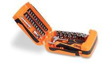 Beta TOOLS 900/C39 1/4 Socket unidad y el conjunto de bits en caso