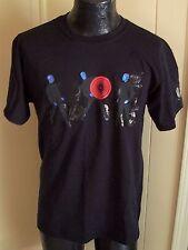 Blue Man Group Graphic T Shirt Size M Medium 100% Cotton Short Sleeve