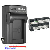 Kastar Battery AC Wall Charger for Sony NP-F550 Sony MVC-FD73 MVC-FD75 MVC-FD81