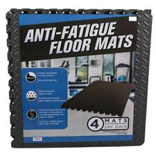 EXERCISE,GYM,WORK ANTI FATIGUE ETC ,INTERLOCKING FOAM TILES WITH BORDERS,GREY