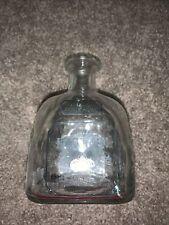 EMPTY BOTTLE Patron Silver Tequila 375ml. Great Souvenir.
