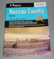 Nassau County Long Island Hagstrom Road Street Maps Atlas Book 2012 Edition