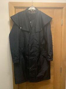 Cotton Trader Womens Waterproof Coat Navy Blue Medium