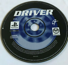 Driver 1 / Disc Only / Playstation 1 PS1 PS2