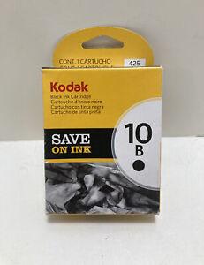 New Kodak 10B Black Ink Cartridge Genuine CAT1163641