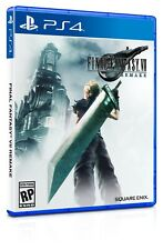 New listing Final Fantasy 7 Remake (Playstation 4, 2020)