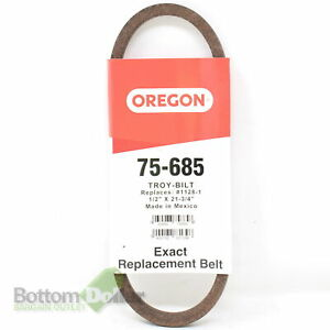 Oregon 75-685 1128-1 1/2-inch x 21-3/4-inch Replacement Belt for Troy Bilt