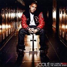 "J.COLE ""COLE WORLD: THE SIDELINE STORY"" CD NEW+"