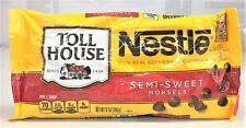 Nestle Toll House Semi Sweet Chocolate Morsels 12 oz Chips