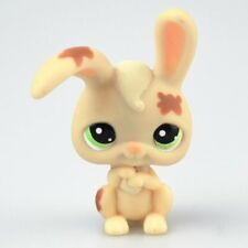 Littlest Pet Shop Animals Collection LPS Child Toys Garden Bunny Rabbit #972