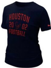 Authentic Nike Women's Houston Texans Jersey Shirt Small S JJ Watt NFL Football