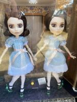 MONSTER HIGH THE SHINING GRADY TWINS COLLECTOR DOLL LIMITED EDITION Ships Today!