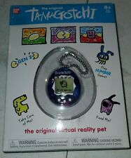 Bandai Tamagotchi original Gen 2 Virtual Reality Pet Purple