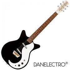Danelectro The 'Stock '59' Reissue Electric Guitar - Black