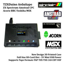 More details for tzxduino arduitape digital tape player zx spectrum amstrad msx tap tsx tzx cdt 2
