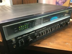 Vintage Fisher RS-250 Class A II DC Power Amplifier Stereo