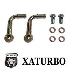 Turbo Water Coolant Banjo Pipe 90 degree M12x1.25 Mitsubishi TD04 TF035