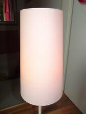 Ikea Lampenschirm SKIMRA,Zart Rosa,E27,28x16x12,5 cm,Leuchte,Lampe,Tischlampe