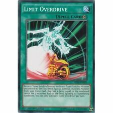 YU-GI-OH! SYNCHRON EXTREME STRUCTURE DECK * SDSE-EN025 Limit Overdrive