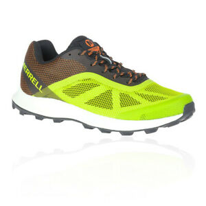 Merrell Mens MTL Skyfire Trail Running Shoes Trainers Sneakers Green