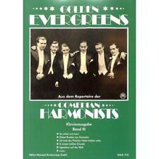 Comedian Harmonists: Golden Evergreens (Band 3). Für Klavierbegleitung, Gesang