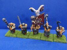 5 Eisenwänste der Oger Königreiche