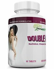 DOUBLE CURVES women butt enlargement pills, butt enhancement, booty filler pills