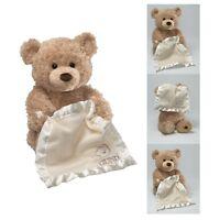 Gund 320193 Peek a Boo Teddy Bear Soft Toy Plush