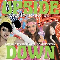 Various - Upside Down Volume 3. Psychedelic Pop. 1966 - 1971. New CD + sealed
