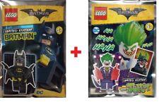LEGO® The LEGO Batman Movie POLYBAG Set Batman + Joker - LIMITED EDITION