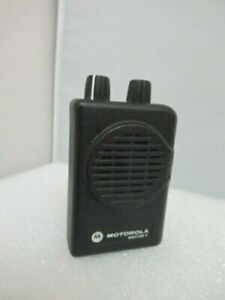 Motorola Minitor V (5) A03KMS7239BC VHF High Band Pager 2-Channel #2032N