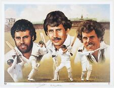 THE CHAPPELL BROTHERS 'CLEARANCE' ~ HAND SIGNED BY IAN & TREVOR ~ BY DAVE THOMAS