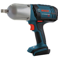 Bosch HTH182B 18-Volt 7/16-Inch Hex High Torque Impact Wrench - Bare Tool