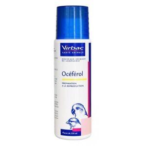 VIRBAC Océférol 250 ml vitamins for birds E creation reproduction