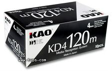 KAO KD4 120m DDS2 4mm Data Cartridge, Box of 10