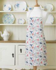 William Morris Trellis Cotton Drill Floral Apron
