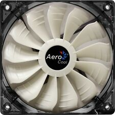 Aerocool AirForce 14CM 140mm White Fan 13 Blade Cooler Case PC Computer Cooling